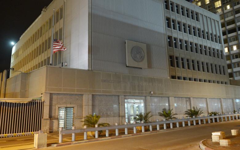 Трамп сказал Аббаса онамерении перенести посольство вИерусалим
