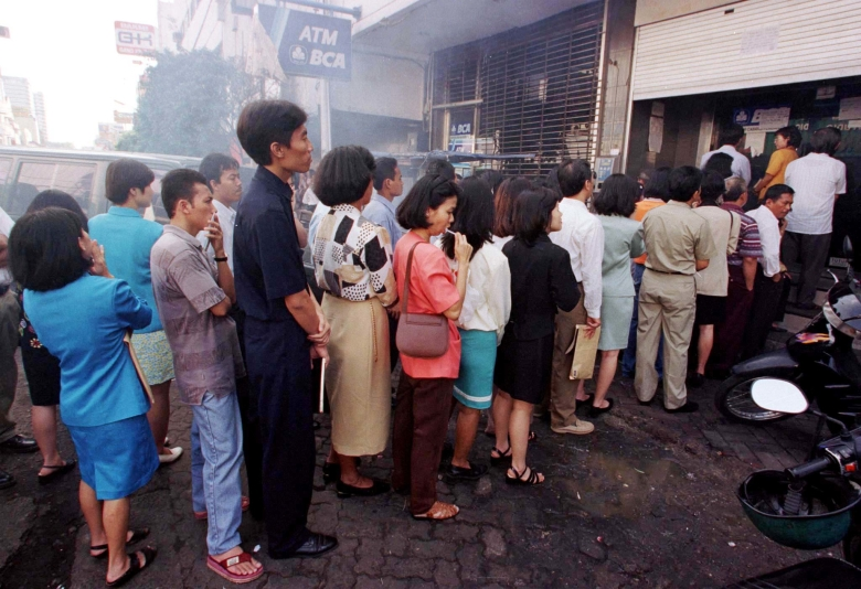 indonesia post 1998 crisis Receive emails when we post new items of interest to you subscribe or modify your profile 00/05 recovery from the asian crisis 1998 and in indonesia.