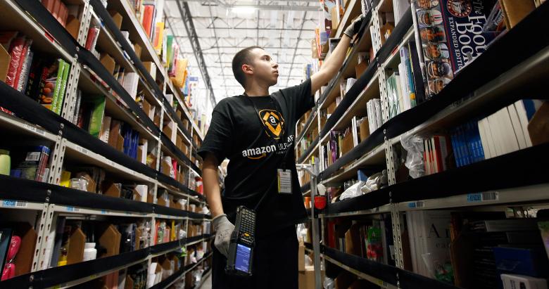 Amazon признали самым дорогим брендом вмире