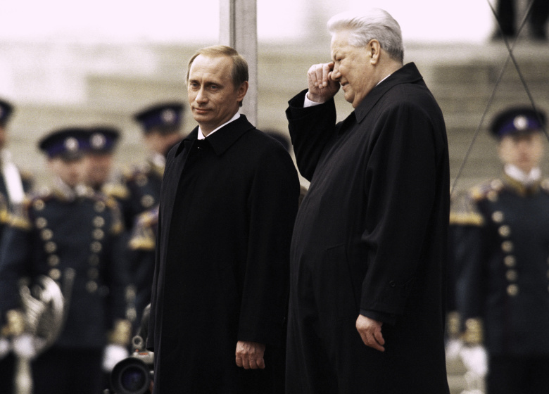 Путин поведал о заманчивом предложении Ельцина, от которого он отказался