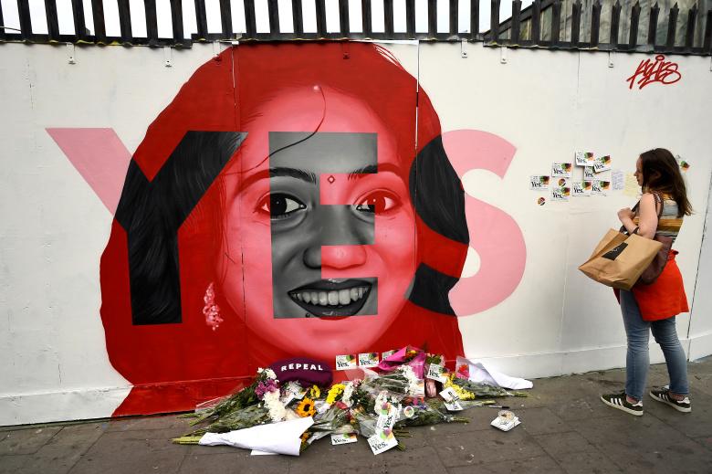 Большинство ирландцев выступило залегализацию абортов