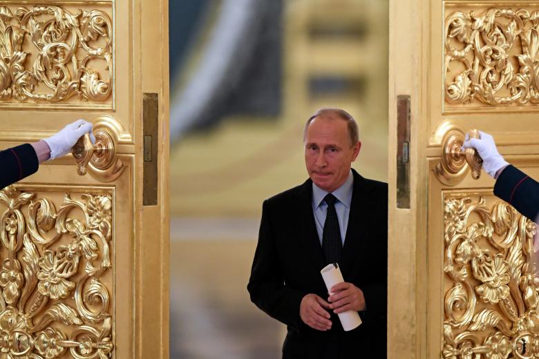 Песков поведал опредполагаемом участии В.Путина всъезде «Единой России»
