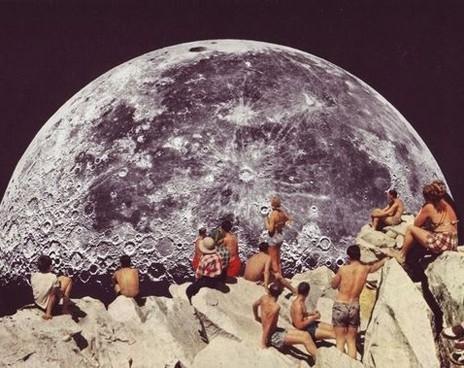 «Луна – это готовая шахта. Вопрос только в том, кто туда залезет». Лекция