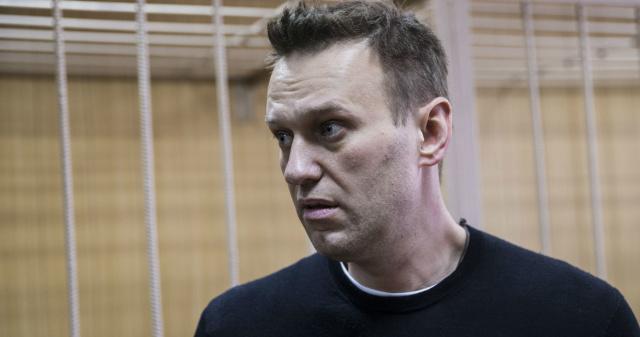 Алексей Навальный. Фото:  Evgeny Feldman / wikipedia.org