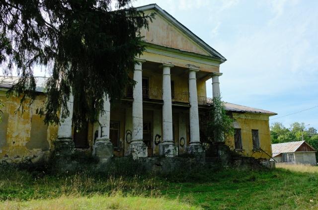 Усадьба Медное-Власово. Фото: Иргиз Темирханов