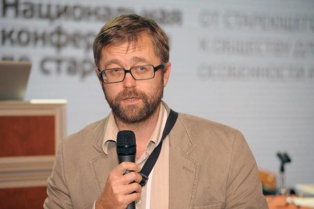 Дмитрий Рогозин. Фото: личный архив