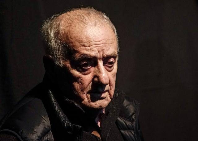 Резо Габриадзе. Фото: Алексей Даничев / РИА Новости
