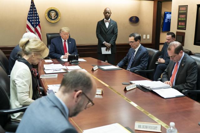 Дональд Трамп. Фото:  Shealah Craighead / White House / Flickr.com