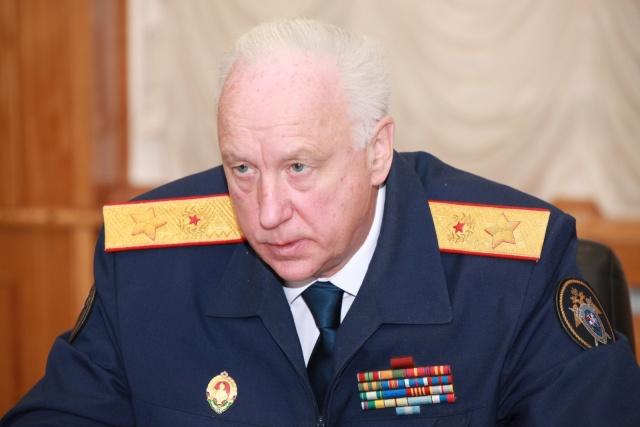 Александр Бастрыкин. Фото: sledcom.ru