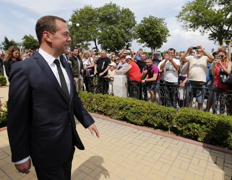 Пенсионерке, которой Медведев порекомендовал держаться, неподняли пенсию