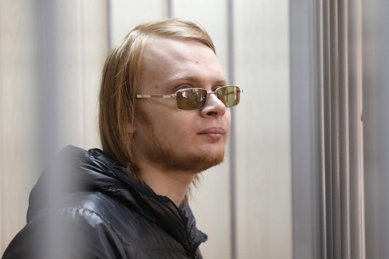 Обвиняемый втерроризме математик Богатов вышел насвободу