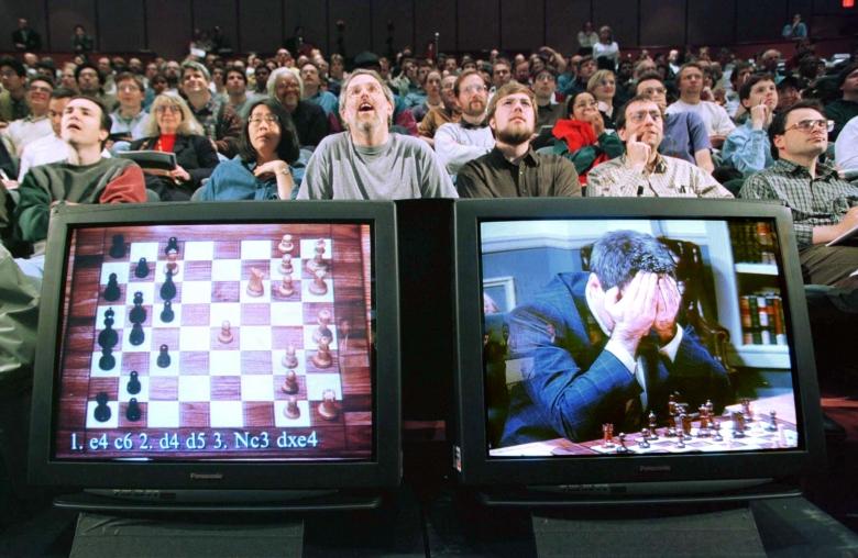 Поражение Каспарова. 1997 год