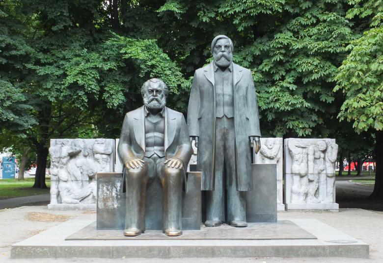 Кто на самом деле создал марксизм?
