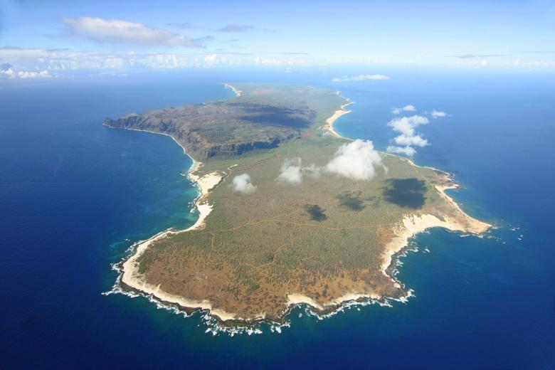 Остров Ниихау, Гавайи. Фото: wikipedia.org