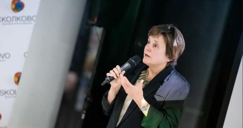 Ирина Прохорова. Фото: Сколково