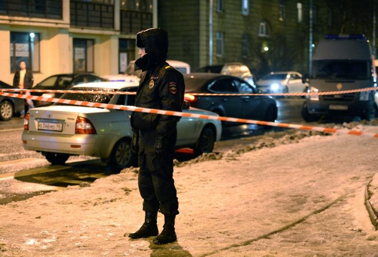 ВКремле несчитают взрыв вПетербурге недоработкой спецслужб