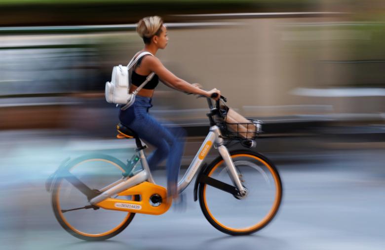 ВСингапуре запрокат велосипеда можно будет расплатиться биткоинами