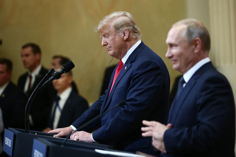 Агентура США выяснила реакцию Владимира Путина навстречу сТрампом