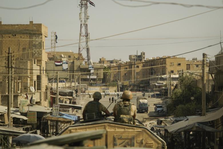 Генерал ВВС США раскрыл детали удара американской коалиции вДейр-эз-Зоре