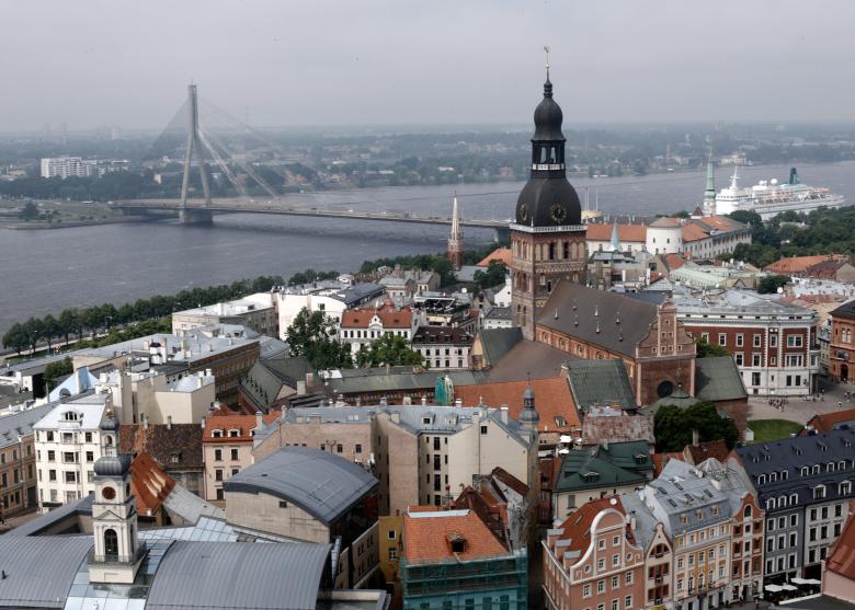 Латвия проверяет, использовалисьли еебанки для русского вмешательства вдела Европы