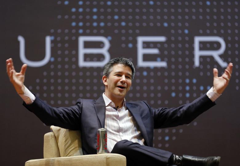Сооснователь Uber Тревис Каланик реализовал свои акции за $1,4 млрд