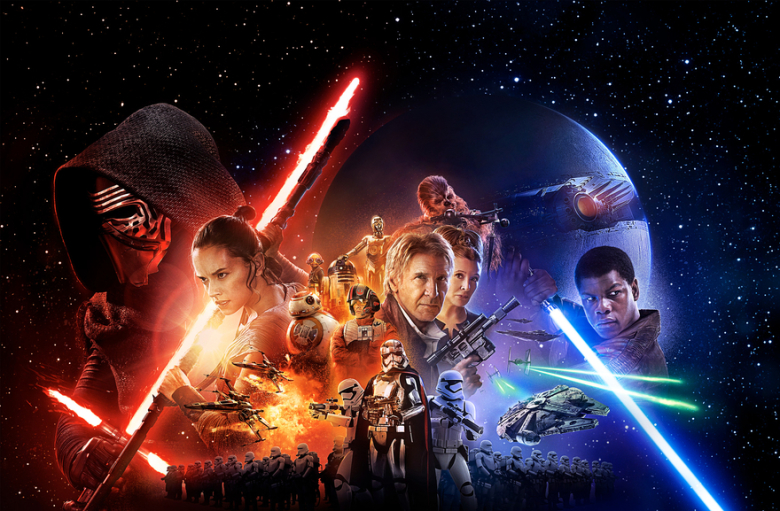 Watch STAR WARS: THE FORCE AWAKENS (2015) Online Free