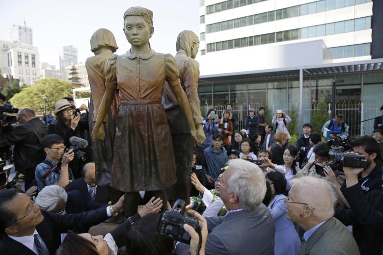 Президент Южной Кореи: Япония должна извиниться за«женщин для утешения»