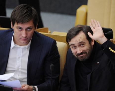 Член партии справедливая россия гудков