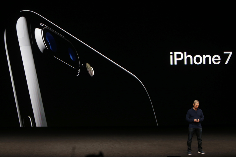 apple iphone 7 презентация фото