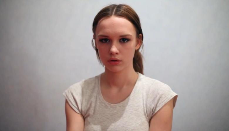 Милая Русская Блондинка Дала В Попу / Nadin Ass Play (2021) Siterip