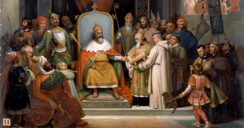 Возрождение франков: инновации Карла Великого | Мнения | Republic