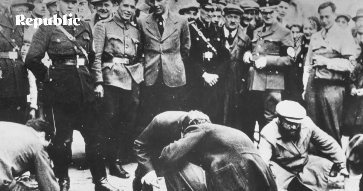 «Обязан покинуть территорию Германского рейха в течение месяца»