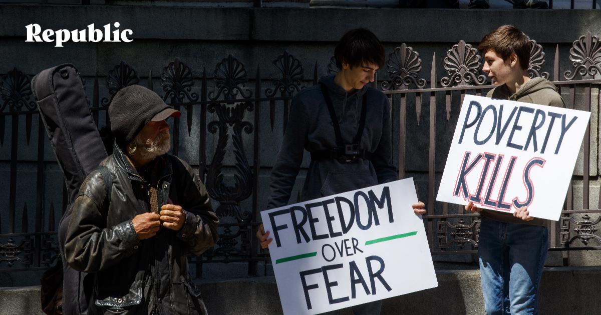 Вирус для лидера. Останется ли Америка образцом для демократического мира?