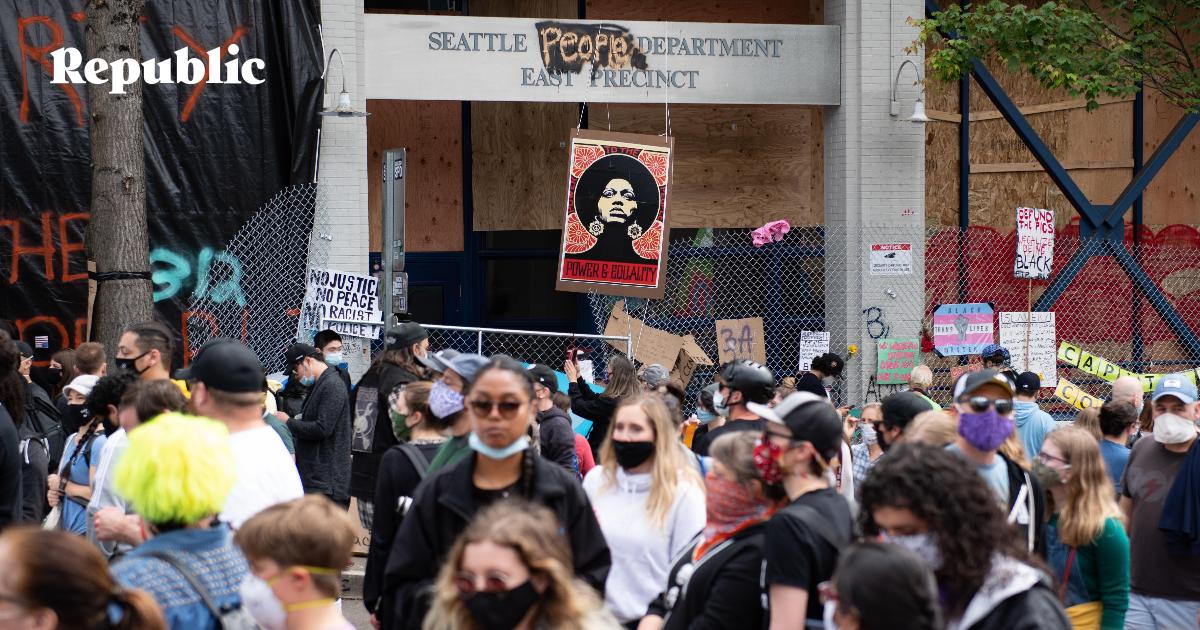 «Америка, какой она должна быть». Активисты в Сиэтле задают новый политический тренд